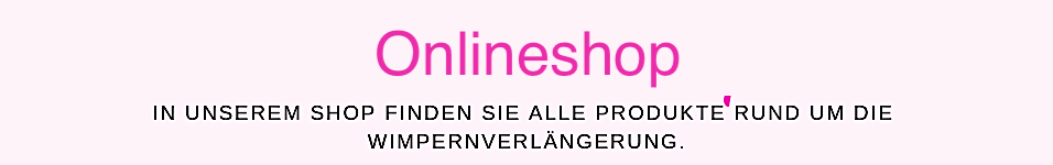 Schulung Wimpernlfiting_Onlineshop