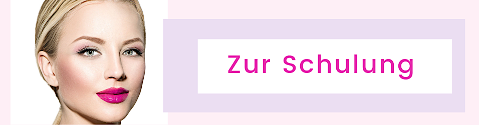 Schulung Wimpernlifting