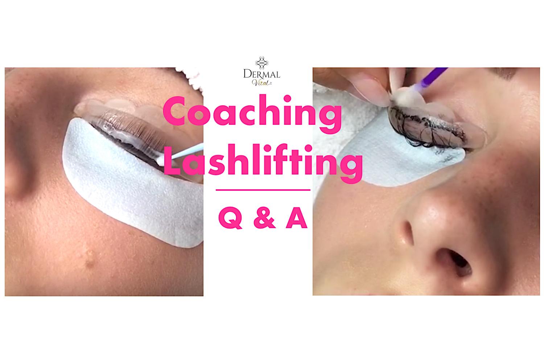 Coaching Wimpernlfiting