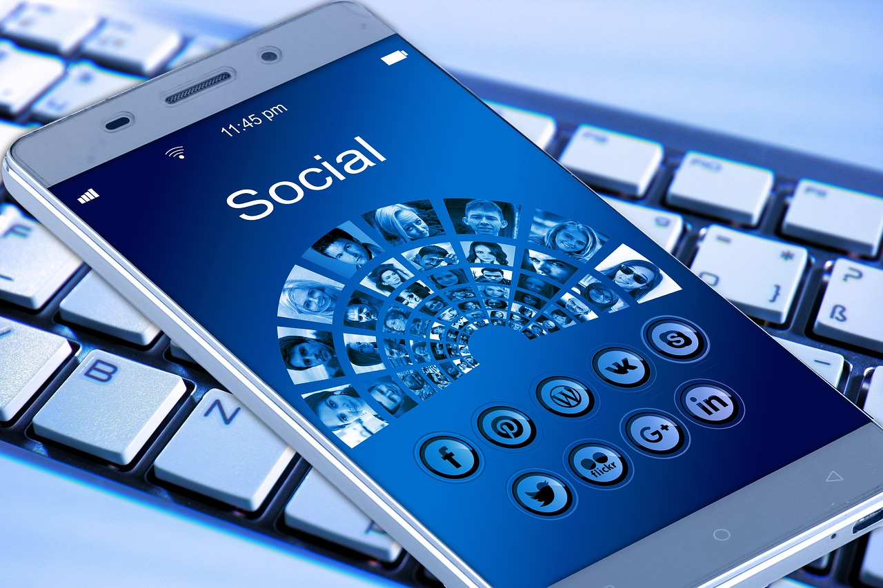 Social Media für Wimpernverlängerung
