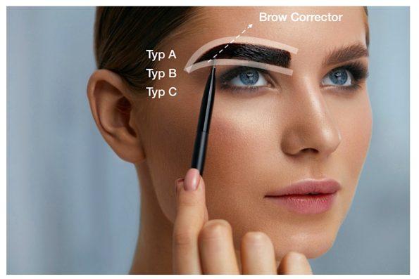 Brow Corrector Sticker