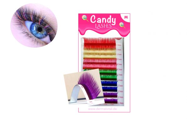 Candy Lashes M-Curl