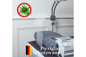Schutzwand Plexiglas