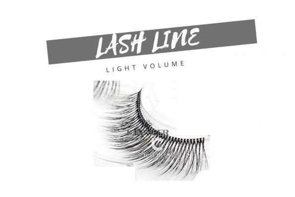 Wimpernband Light Volume