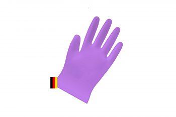 Einmalhandschuhe Vitril, Violett